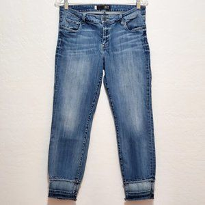 Kut From the Kloth Reese Ankle Straight Crop Jean